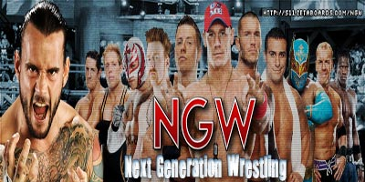 Next Generation Wrestling