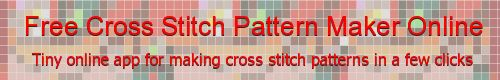 Free Cross Stitch Pattern Maker Online
