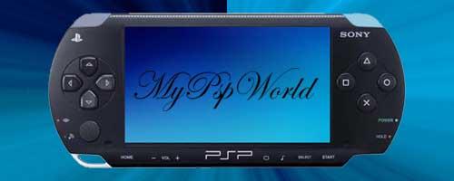 MyPSPWorld