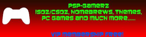PSP-Gamerz