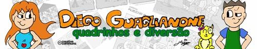 Diego Guaglianone - Quadrinhos e Divers�o