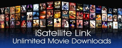 MOVIE and TV Satellite Link