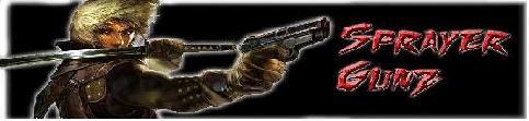 Sprayer Gunz BR