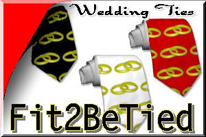 Fit2BeTied - Weddings