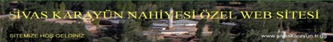karay�n nahiyesi �zel web sitesi