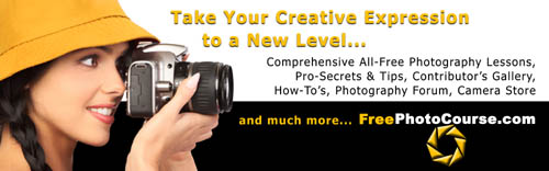 Free Digital Photography Tips, Lessons, Wallpapers & more