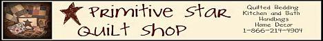 Primitive Star Quilt Shop