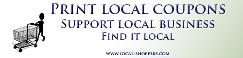 local shoppers - the web's best local directory