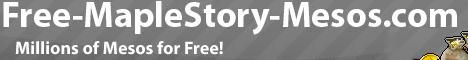 Free Maplestory Mesos