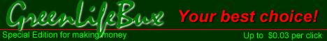 GreenLifeBux