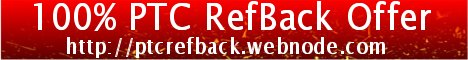 PTC RefBack Offer upto 100%