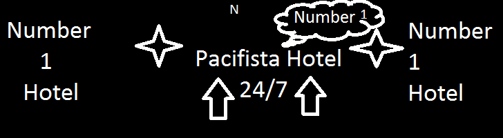 Pacifista Hotel