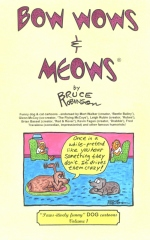BOW WOWS & MEOWS� Cartoons!