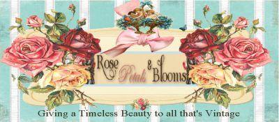 Rose Petals & Blooms