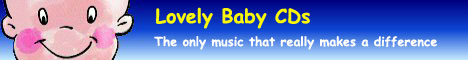Music for Baby CDs