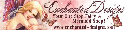 Enchanted Designs Fairies Mermaids and More