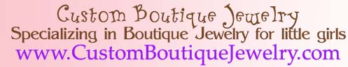 Custom Boutique Jewelry