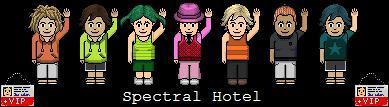 Spectral Hotel