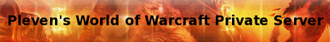Pleven's World of Warcraft Private Server