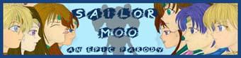 Pretty Soldier Sailor Moo - An Epic Sailor Moon Parody!