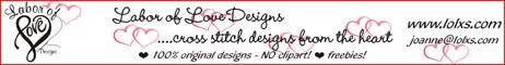 Labor of Love Designs