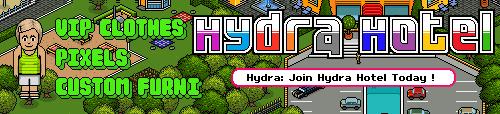=^.^=   Hydra Hotel   =^.^=