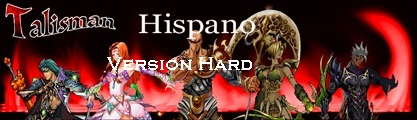 Talisman Hispano Version Hard