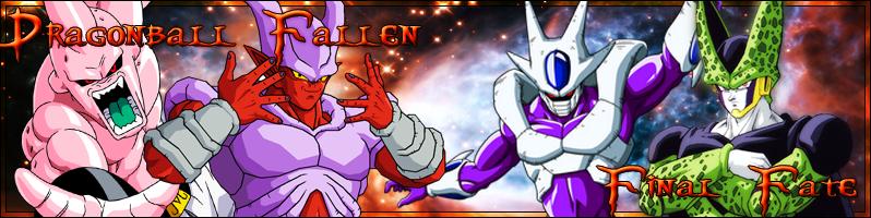 Dragonball Fallen - Final Fate