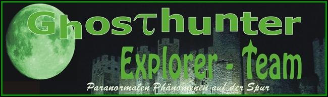 Ghosthunter Explorer Team