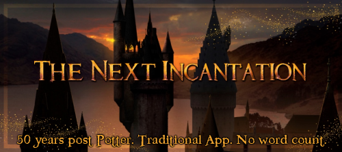 The Next Incantation
