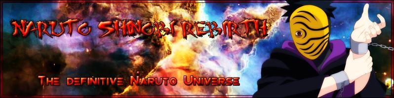 Naruto Shinobi Rebirth