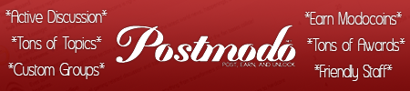 Postmodo - Post, Earn, and Unlock
