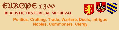 Europe 1300