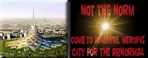 Not The Norm City