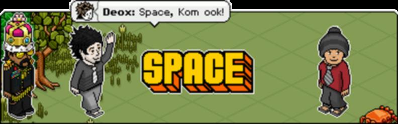 Spacehotel.nl | Sollicitaties | Geniet van het plezier! | Altijd online!