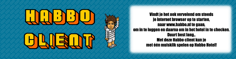 Official Habbo Desktop Client NL