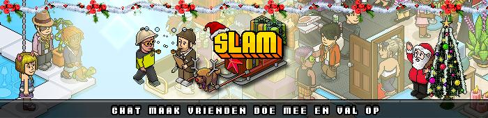 Slamworld NL & BE GRATIS CR & BELCR!!