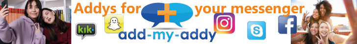 Addys for your messenger
