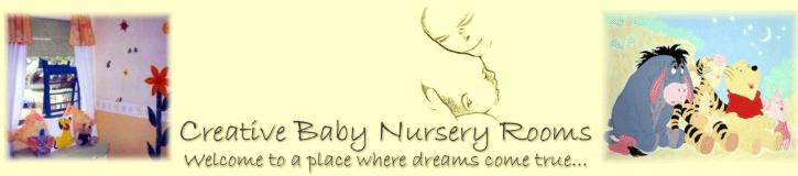Creative Baby Nursery Design