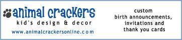 Animal Crackers Kids Decor & Design