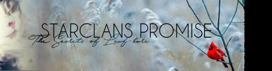 StarClan's Promise