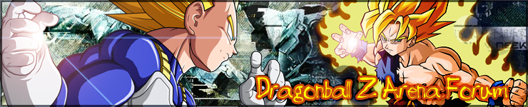 Dragon Ball Z Arena
