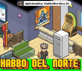 Habbo Del Norte