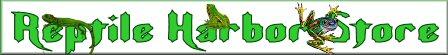 Reptile Harbor Store