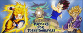 DBZ Total Darkness