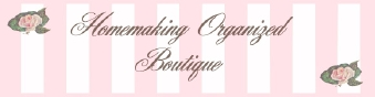 Homemaking Organized Boutique
