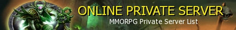 MMORPG Private Servers