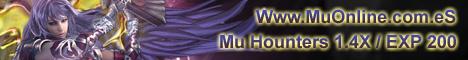 Mu Online - Hounters (Www.MuOnline.com.eS)