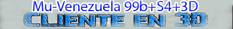 Mu-Venezuela 99b+s4+3D... 1000xp 60% Drop