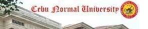 Cebu Normal University Forum